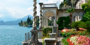 Official wedding at Villa Cipressi, Lake Como
